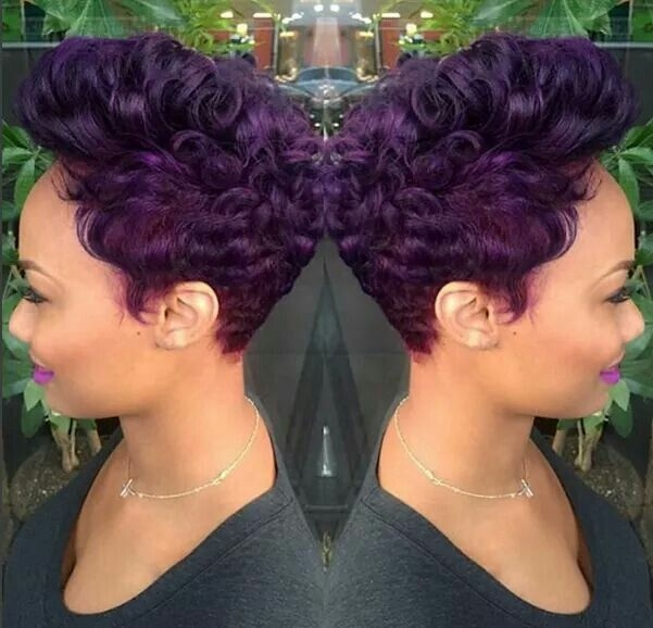 Purple Haze x Poppin' Plum
