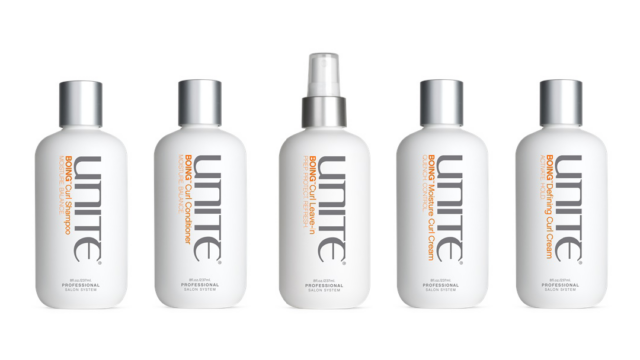Unite Boing Curl System