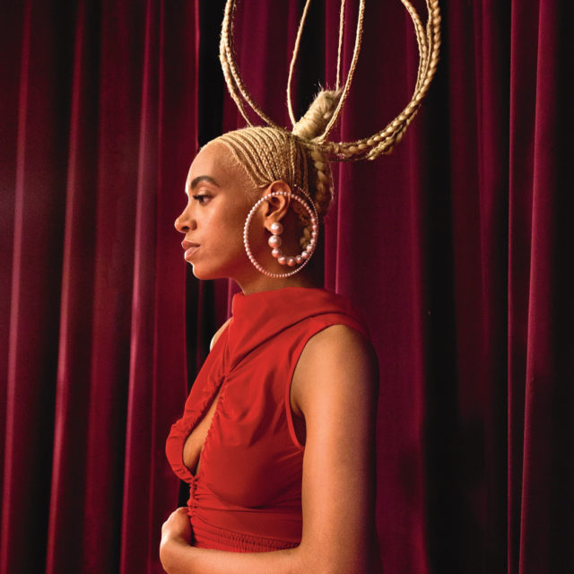 Solange Knowles X Evening Standard