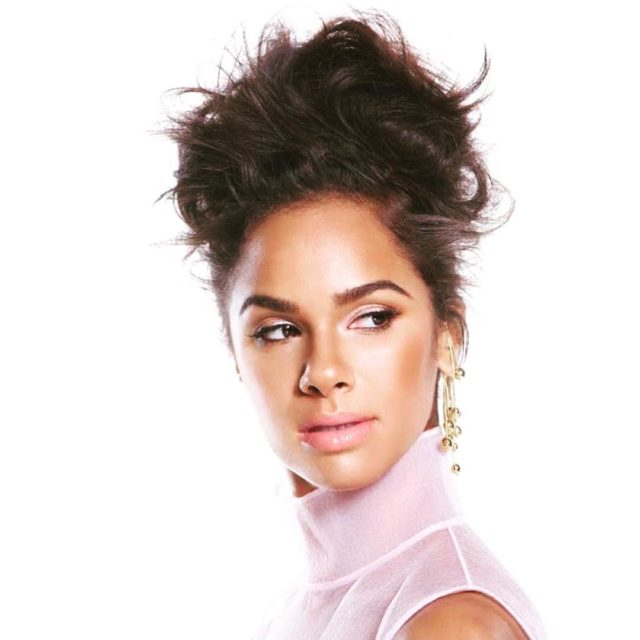 Misty Copeland x ELLE South Africa