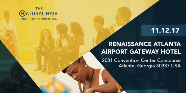 Natural Hair Industry Convention