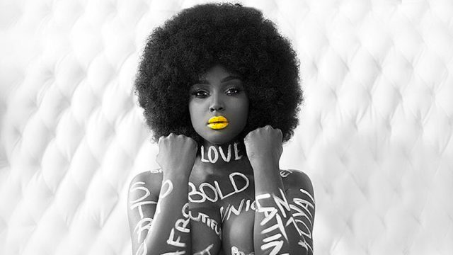 New Hair Who Dis Amara La Negra Sheds Afro For New Photo Series