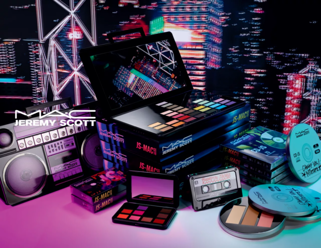 Jeremy Scott X MAC