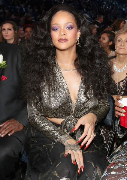 Rihanna 60thAnnual GRAMMY Awards