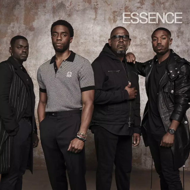 ESSENCE x Black Panther