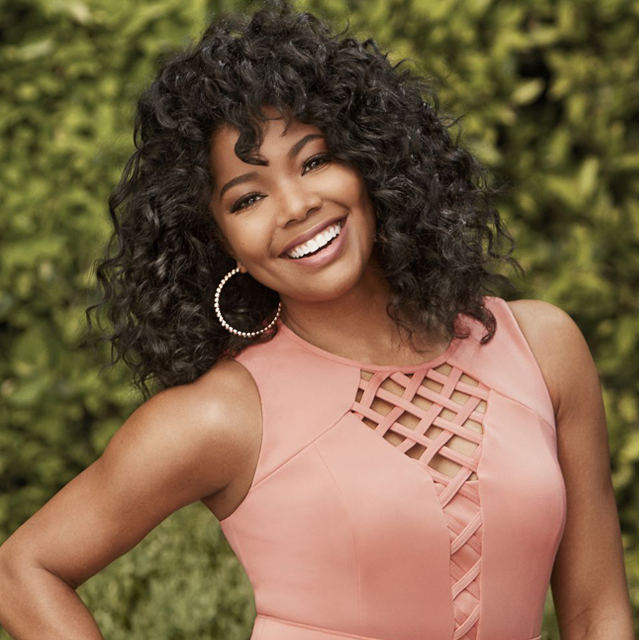 Gabrielle Union X RedBook