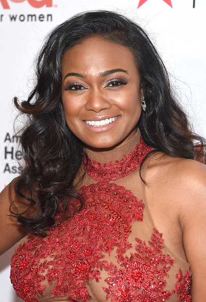 Tatyana Ali On Colorism Living Healthy Amp Her Go To Red Lip