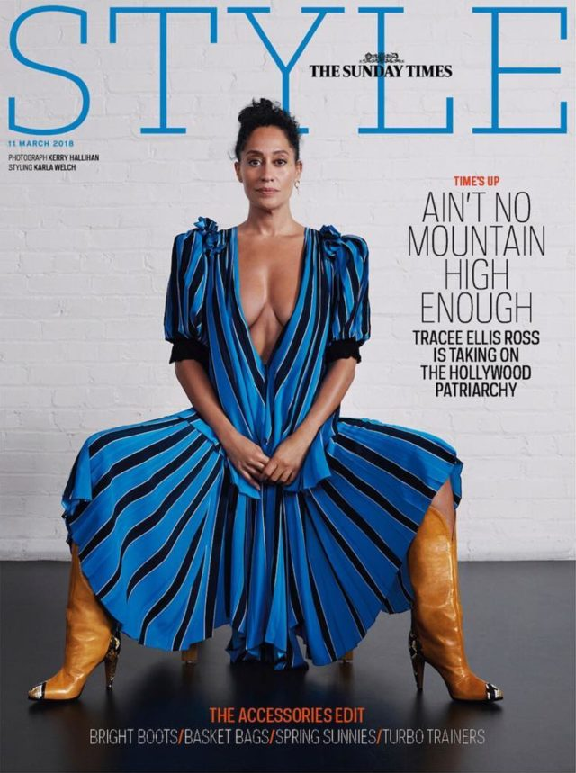 Close Up Tracee Ellis Ross Is A Beauty Boss In The