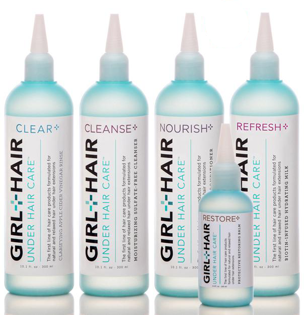 Girlhair Under Hair Care Line Is Coming To Jcpenney Salons Bed