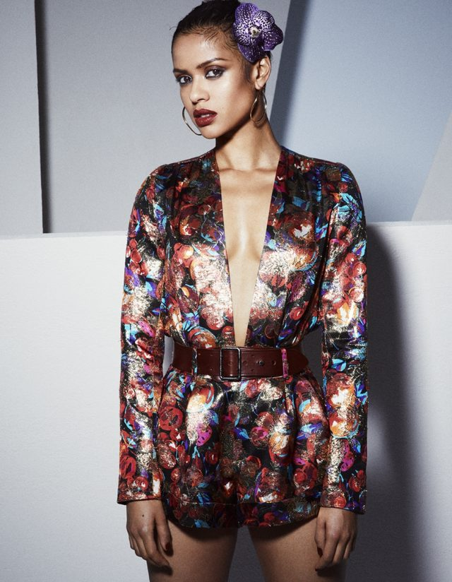 Gugu Mbatha-Raw x Vogue UK