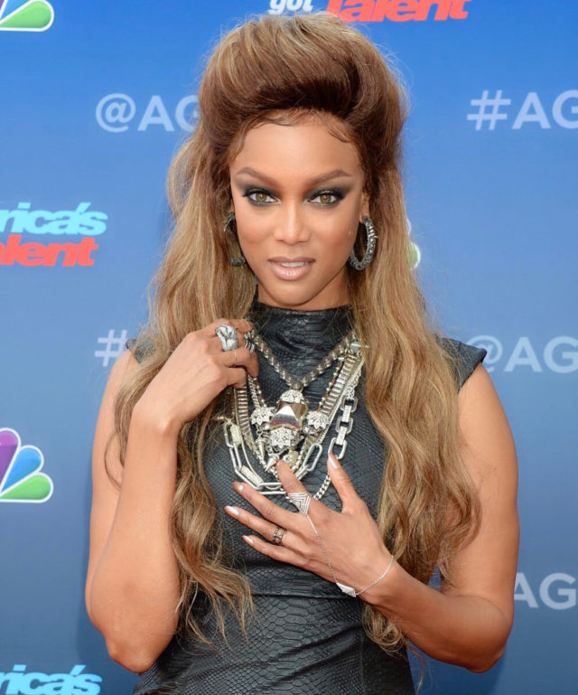 Tyra Banks Clothing Line: Tyra Banks Reveals She Got A Nose Job Early In Her