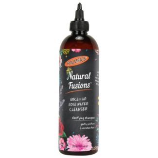 Natural Fusions Micellar Rose Water Cleanser Clarifying Shampoo