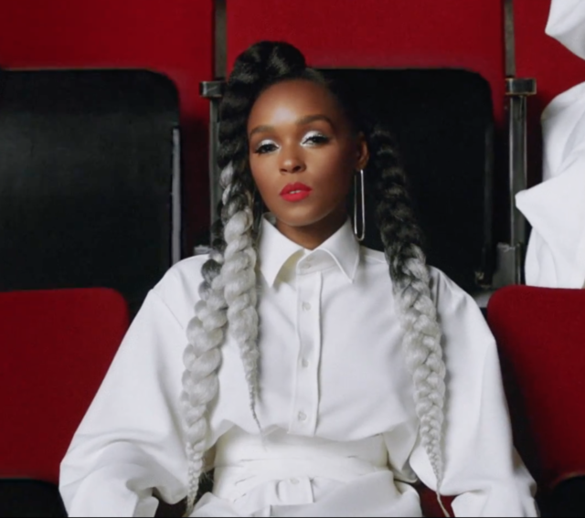 Janelle Monáe x Dirty Computer