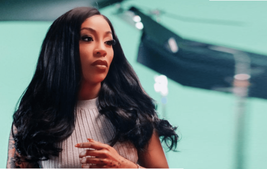 K Michelle Has Second Surgery To Remove Butt Shot Injections