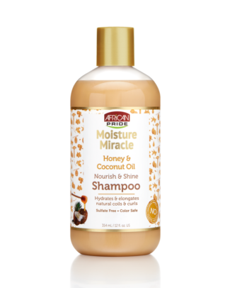 African Pride Moisture Miracle Collection x Shampoo