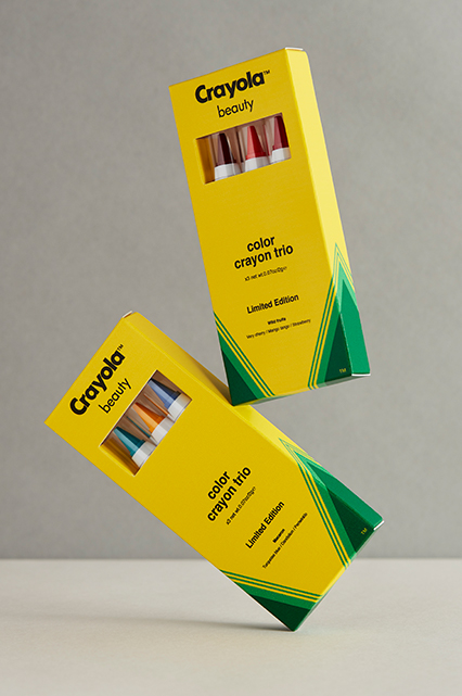 ASOS x Crayola Beauty