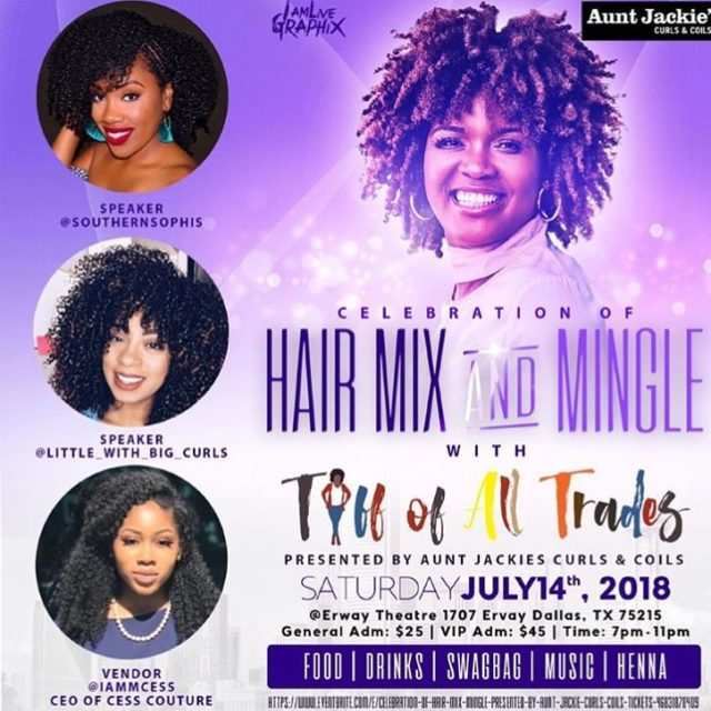 Hair Mix and Mingle