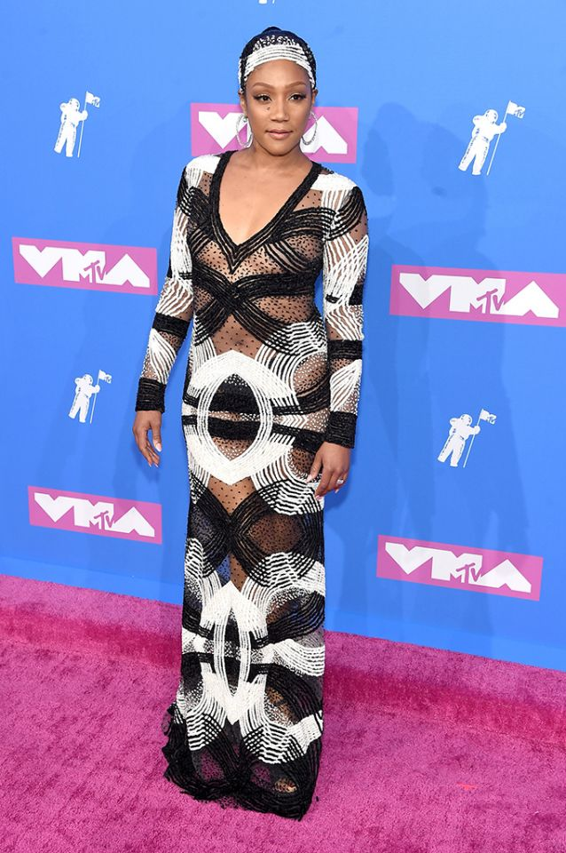 Tiffany Haddish x 2018 VMAs