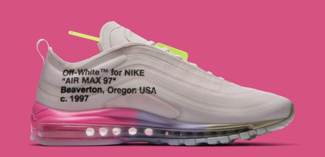 Nike X Off-White Queen Collection Air Max 97