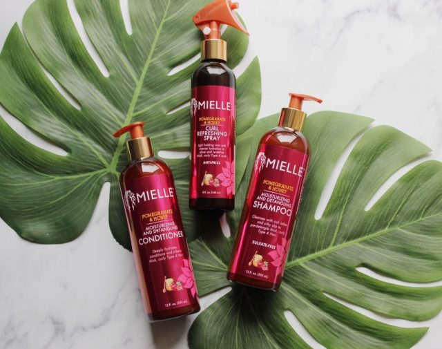 Mielle Organics Pomegranate & Honey Collection
