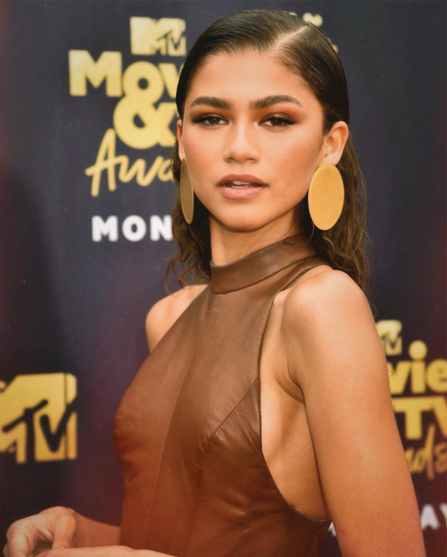 zendaya X 2018 mtv movie awards