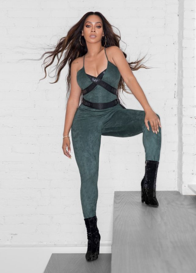 La La Anthony X Ashley Stewart