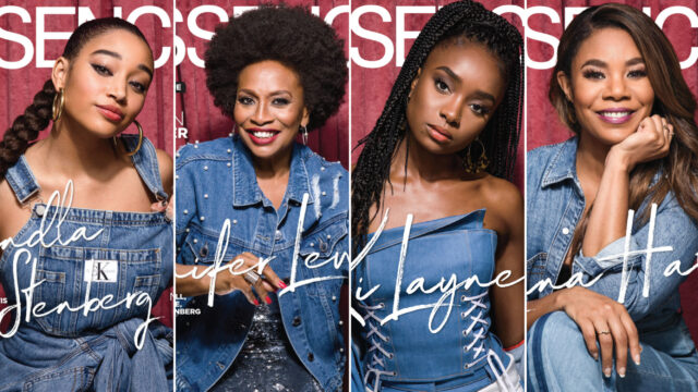 ESSENCE x Film Noire Issue