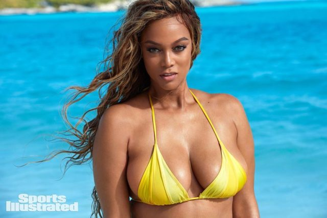 Tyra Banks X Sports Illustrated Swimsuit