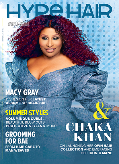 Chaka Khan X June/July 2019