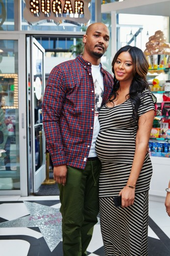 Vanessa Simmons Gives Birth To Baby Ava Marie Hype Hair