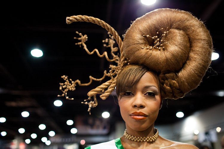 bronner brothers hair styles 17 craziest hair show styles 9268