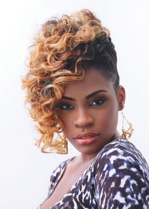 hype hair styles pictures get the look flair hype hair 8560