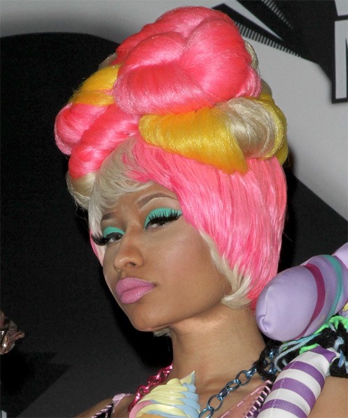 nicky minaj hair style hair crush wednesday nicki minaj goes from wigs to 5541
