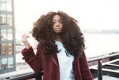 Singer Sza Loves Co Washing And Coconut Oil