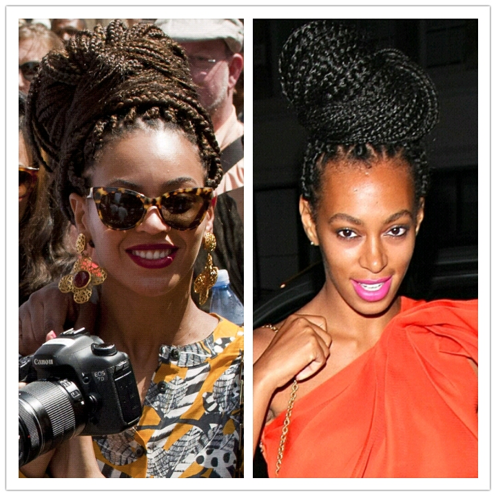 Beyonce And Other Celebs Poetic Justice Braids Hype Hair