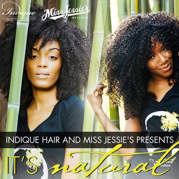 Indique and Miss Jessie's Natural Weave