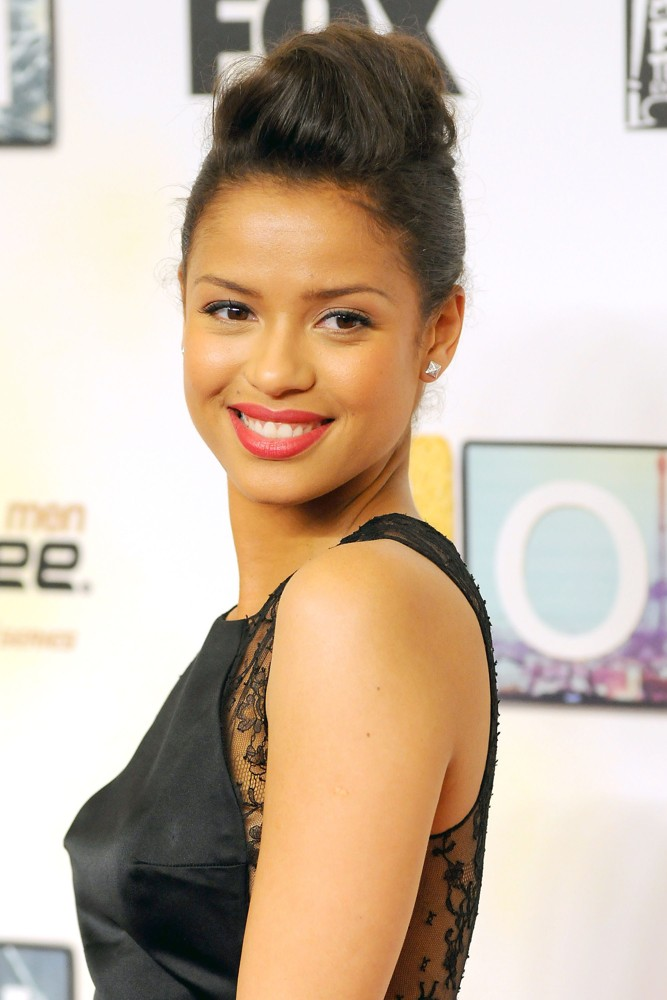 Gugu Mbatha Raw Skipped Hair Amp Makeup In New Film Beyond