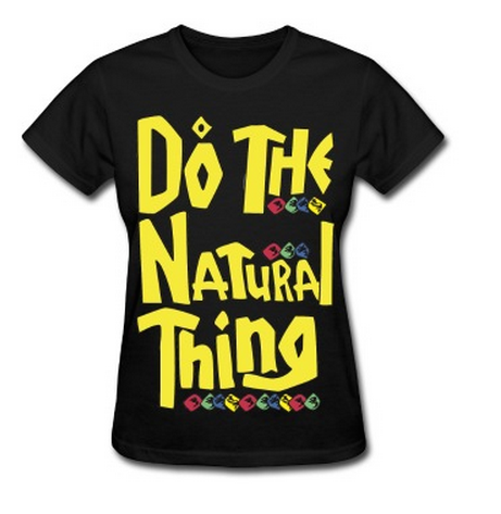 Do The Natural Thing