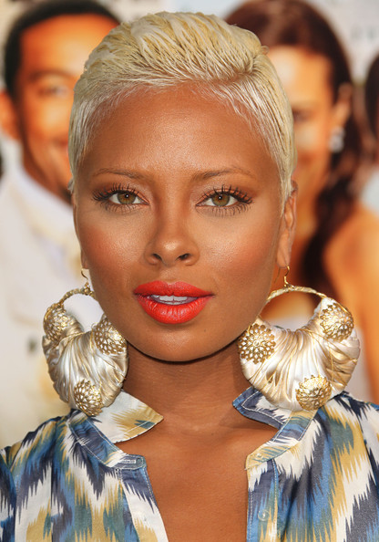 Hair Crush Wednesday Eva Marcille And Her Model Type Hair