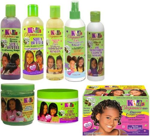 Just For Kids: 10 Hair Care Brands for Your Child