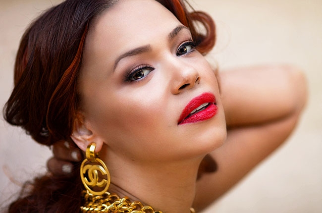 Hype Chat Faith Evans Shares Tips For Colored Hair