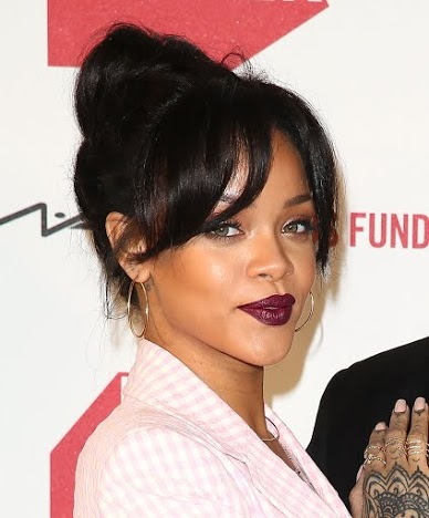 Get The Look Rihanna S Most Loved Messy Bun