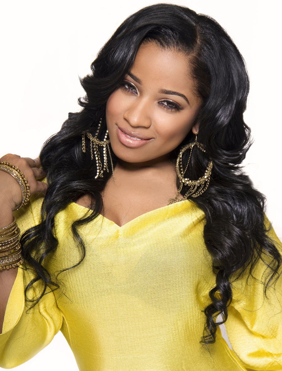 toya wright and reginae carter talk hair care and anti-bullying