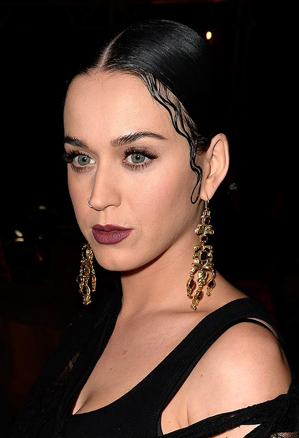 Is Katy Perry S Gelled Baby Hair Cultural Appropriation