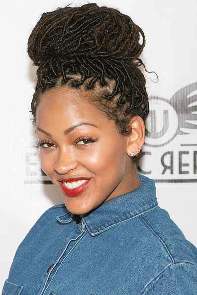 Do Or Don T Meagan Good Rocks Faux Locs At Brotherly