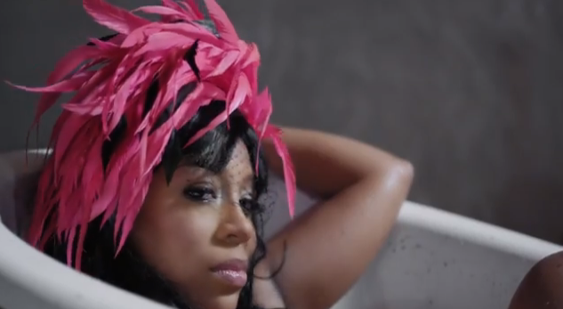 K Michelle S 5 Hair Moments In New Hard To Do Music Video