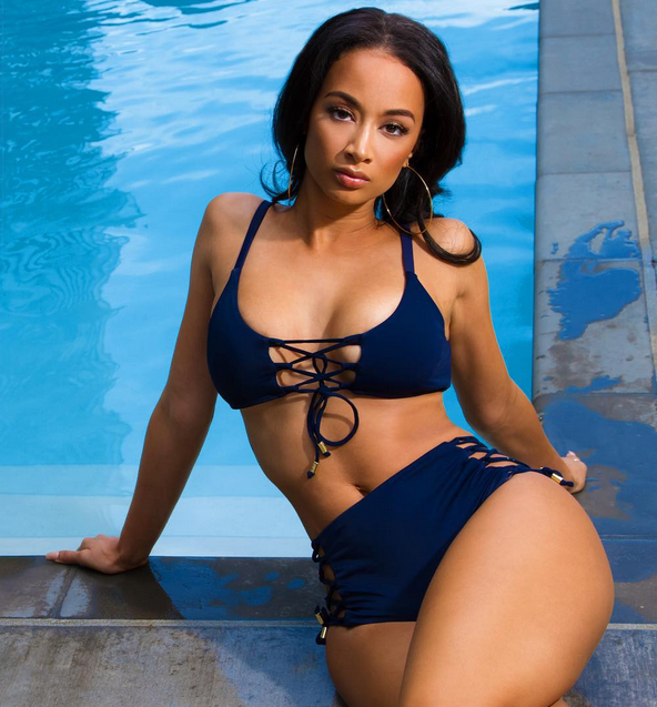 Draya Michele Admits To Photoshopping Instagram Pics