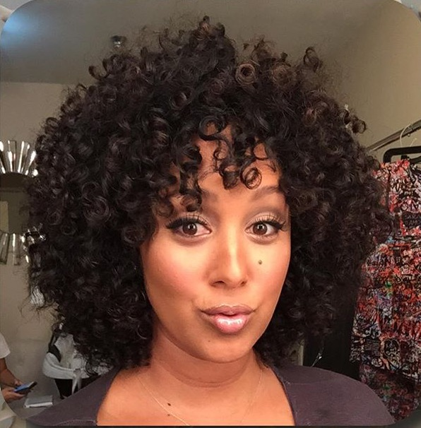 Flashback Friday Tamera Mowry Housley S Natural Hair Journey