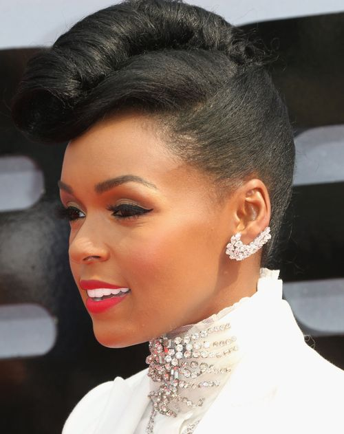 10 Janelle Monae Styles To Try At Home