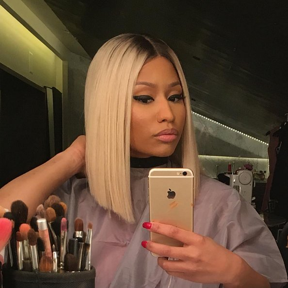 Nicki Minaj Blonde
